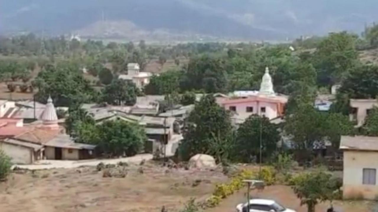 98 villages in Maval free from corona