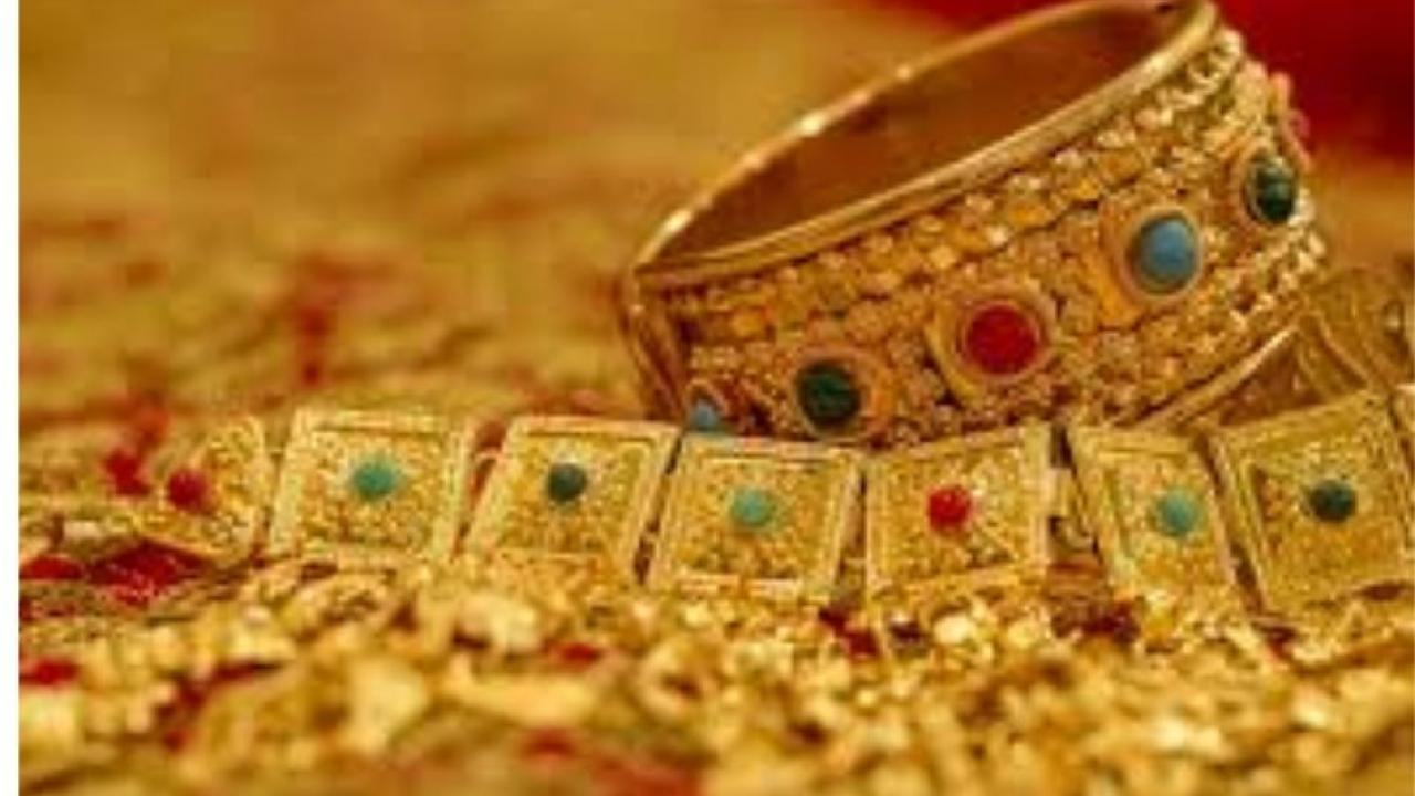 Rise in price of Gold and silver
