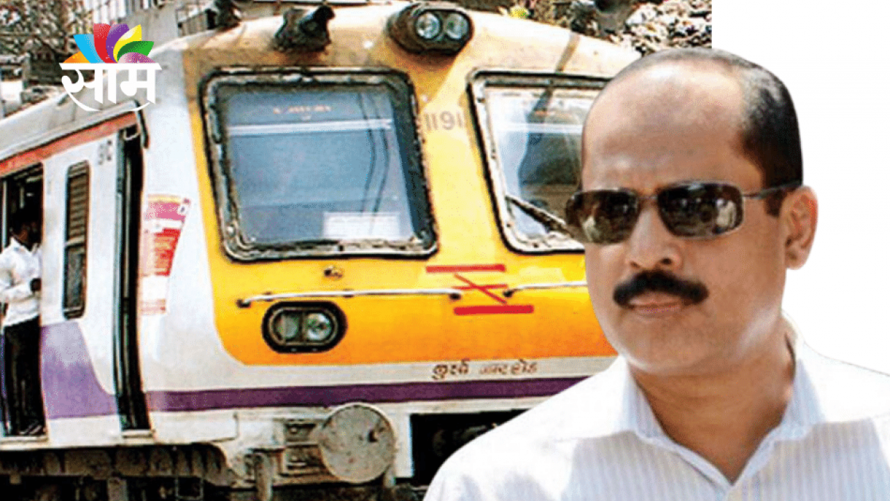 Sachin Waze Travelled by Local Train Before Mansukh Hiren Murder