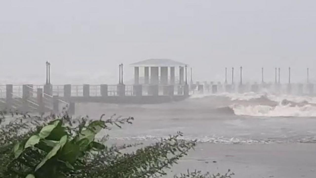 Tautkae Cyclone Havoc in Konkan and Goa