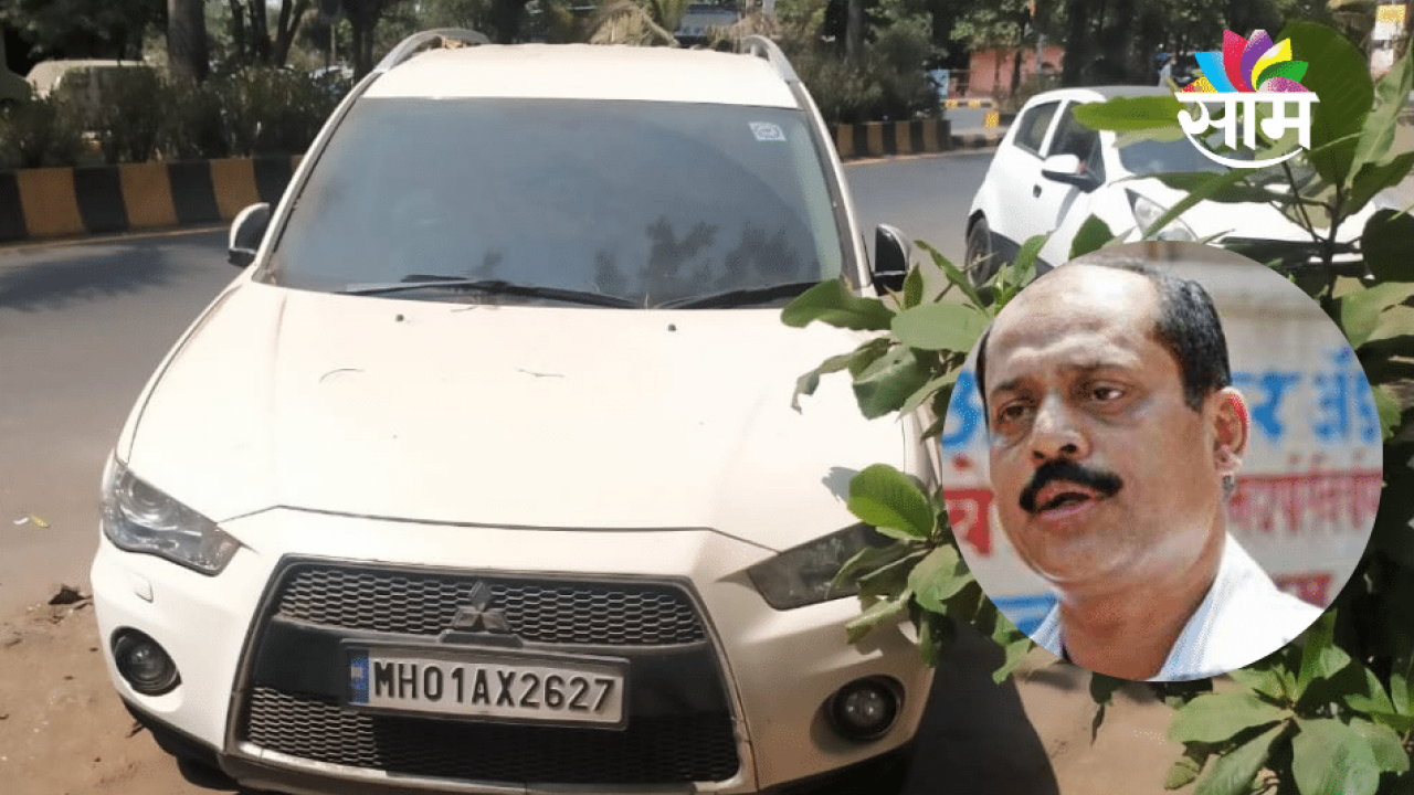 NIA Found One More Car used by Sachin Waze