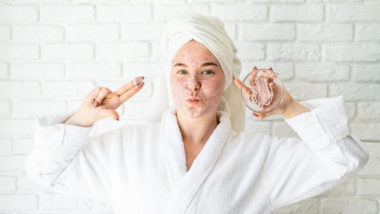 Skin Care Tips Care to be taken while scrubbing