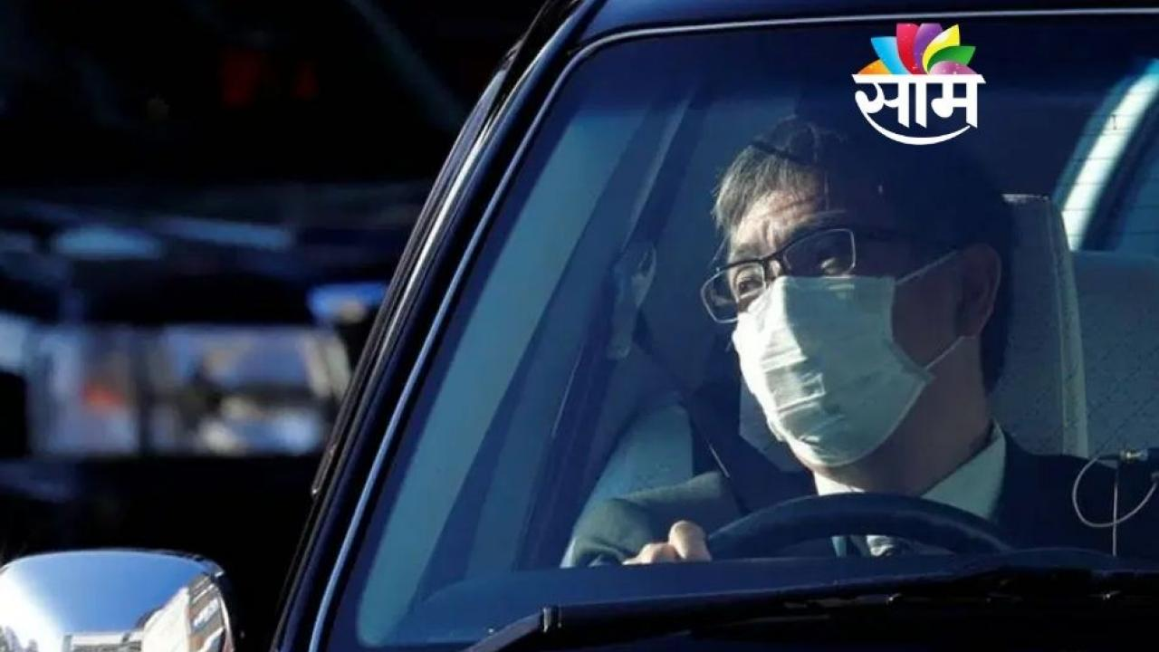Face Mask Compulsory while Driving