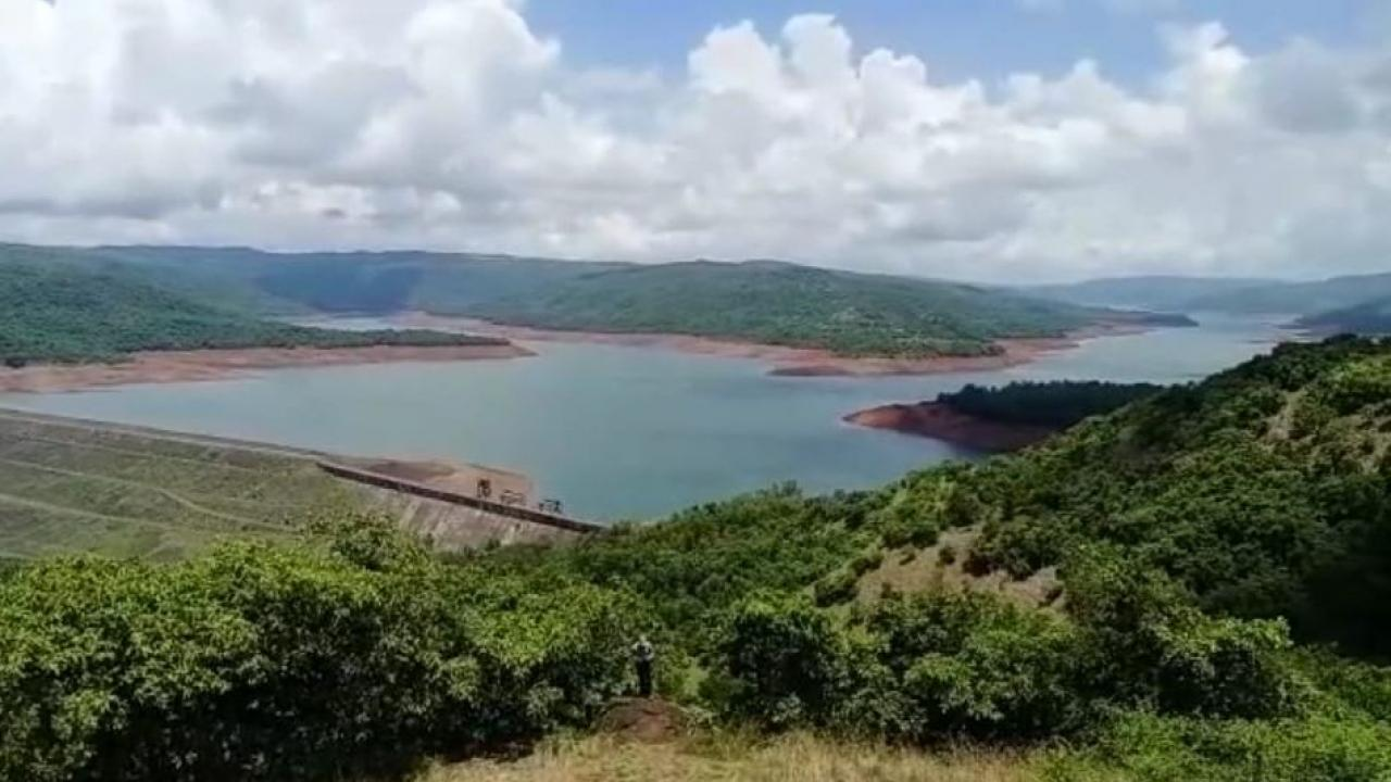 Vasant Sagar Reservoir ready to store water for Sangli in New Year