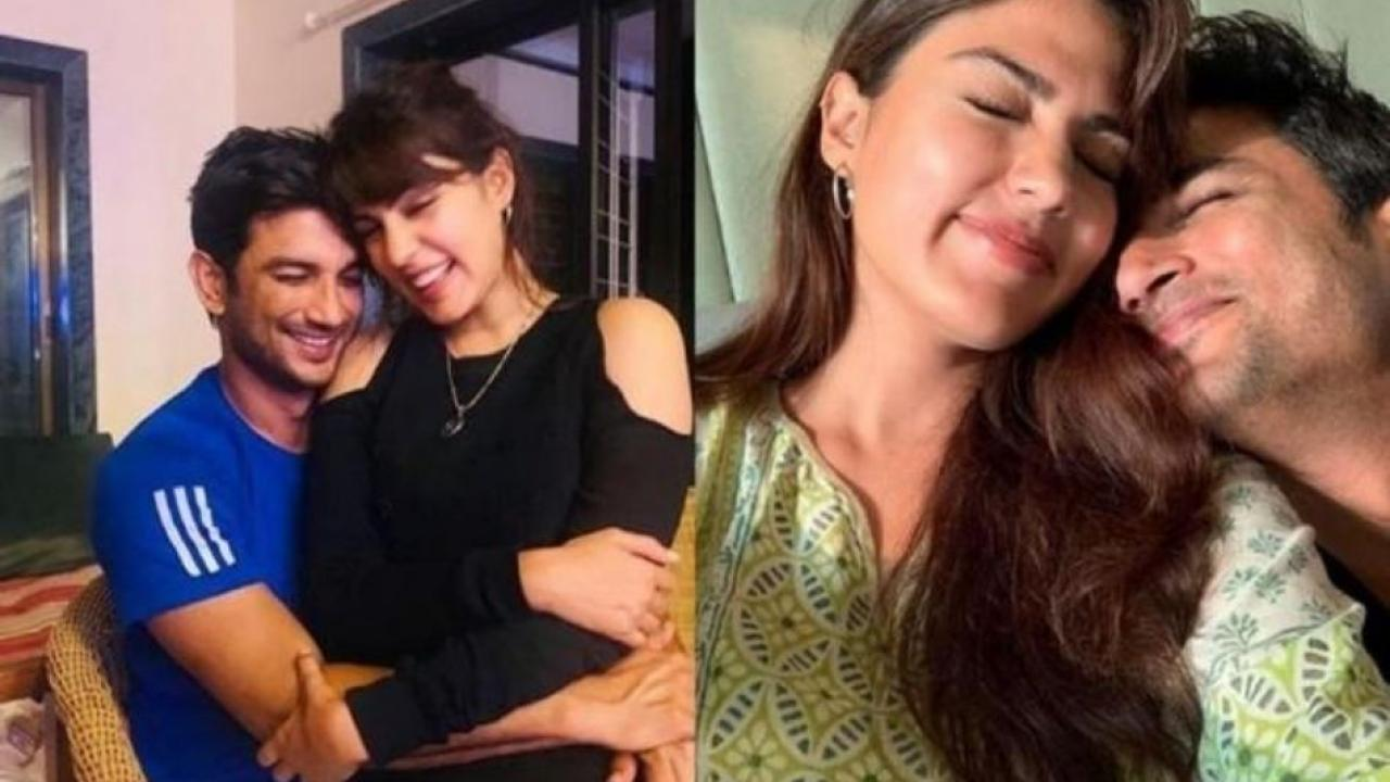 On the occasion of Sushants death anniversary Riya gets emotional