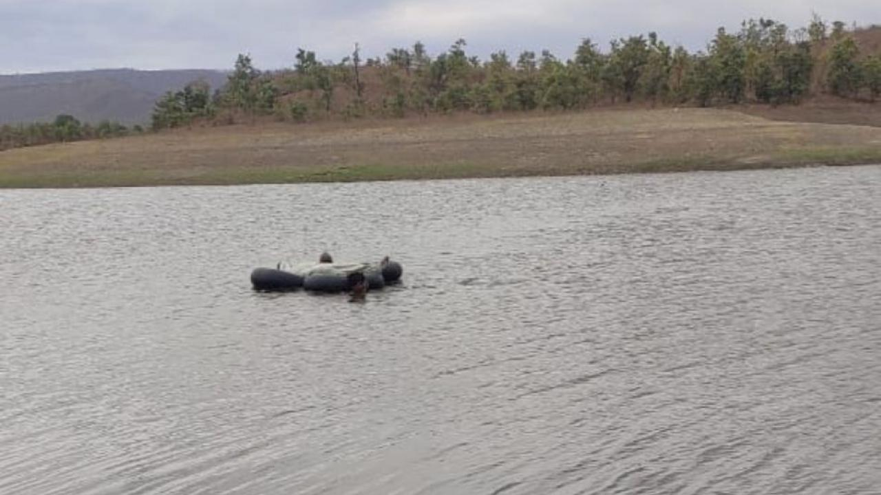 Mama and niece drowned while swimming in Hatti Paul dam in Jalgaon