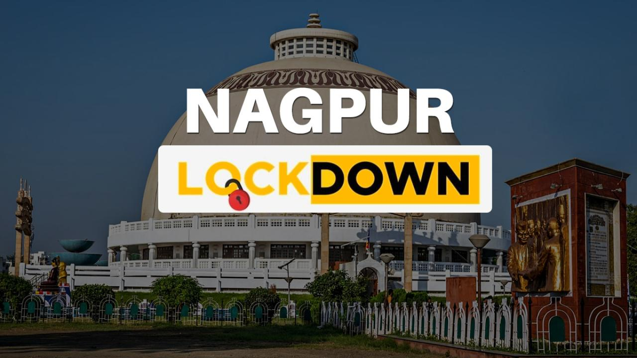 Lockdown again in Nagpur,