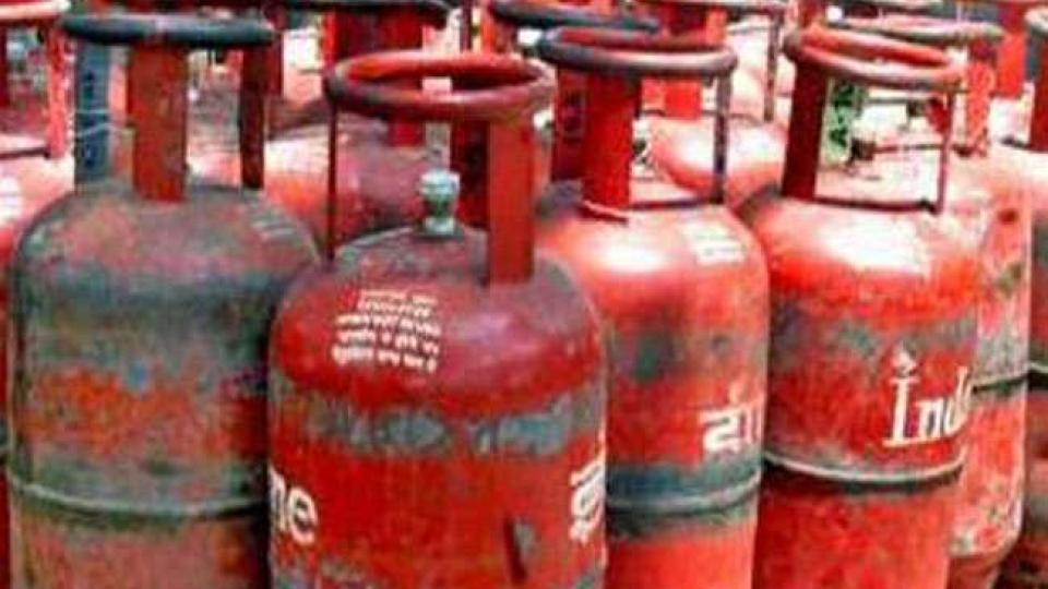Gas cylinder price hike