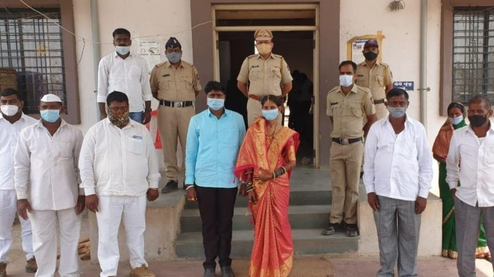 Marriage Party Brought to Police Station in Pandharpur