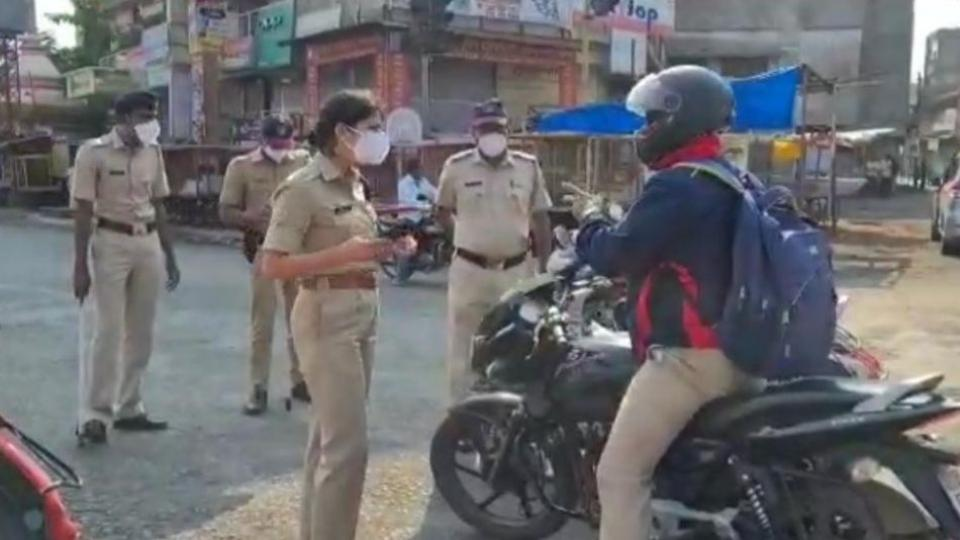 Strict Lock Down in Satara from Today