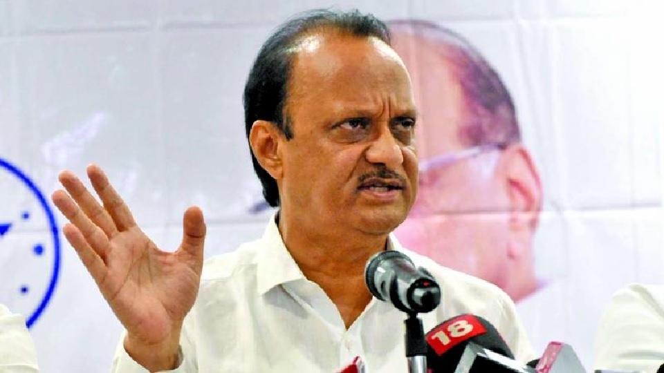 Ajit Pawar criticize Chandrakant Patil in Pune