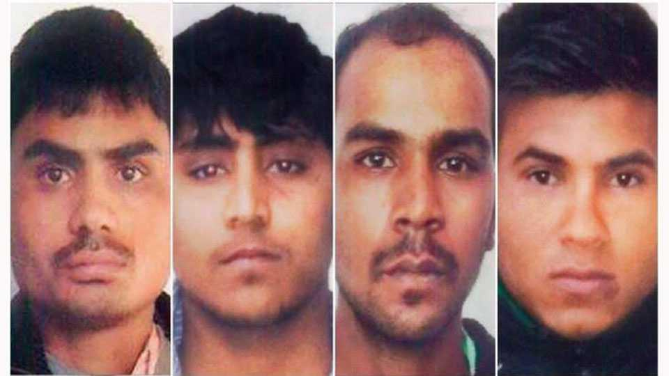 nirbhaya case four guilty will get death sentence on 22th january