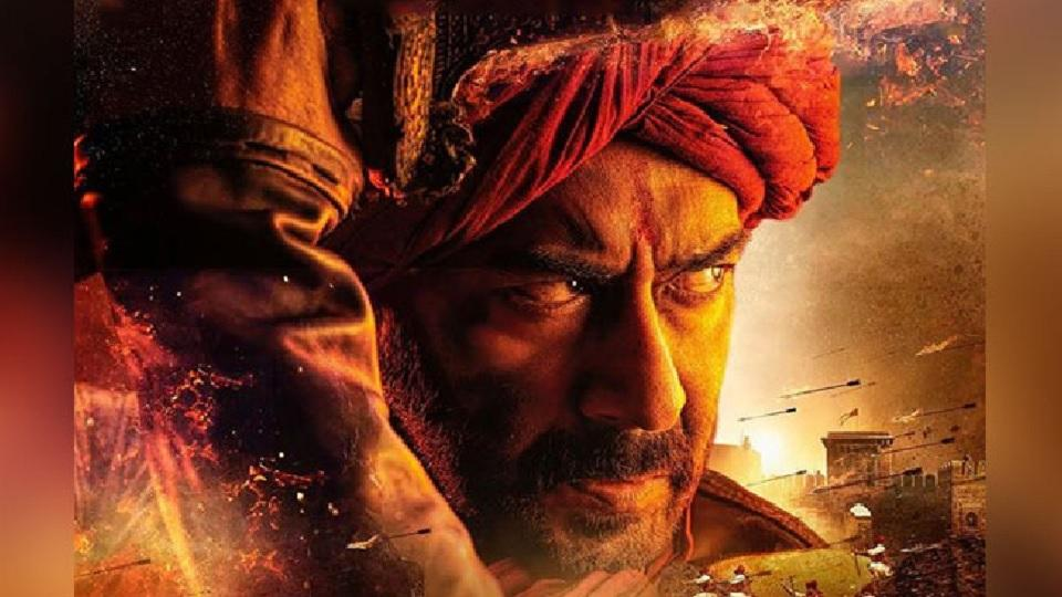 jeetendra awhad on controversial shots of tanhaji movie