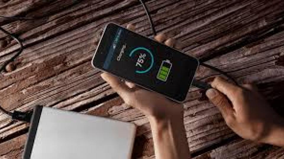 Even longer by mobile charging The battery does not last