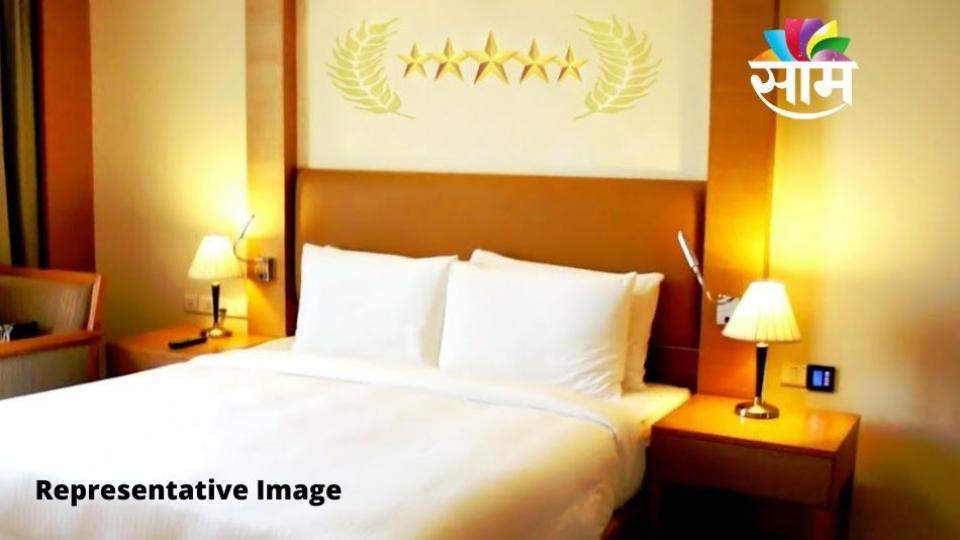 Five Star hotel room