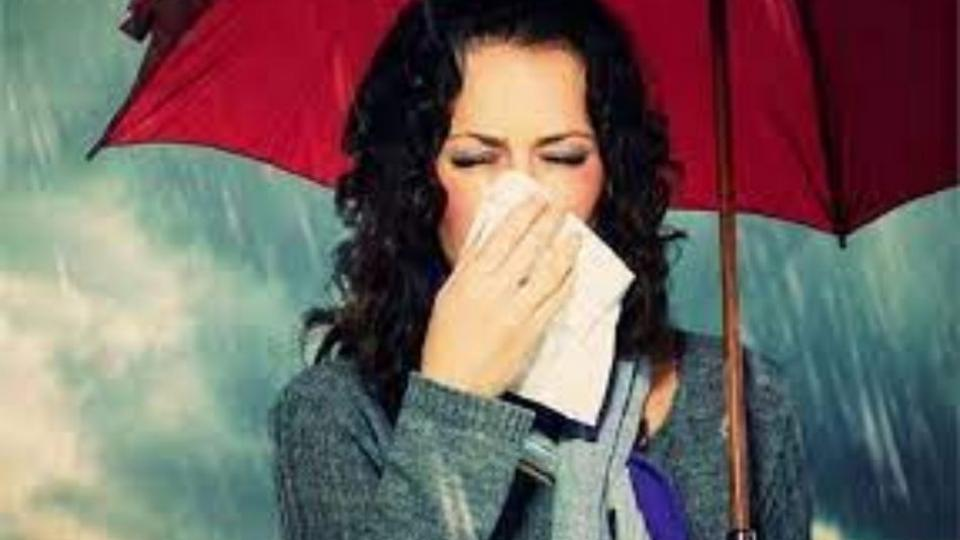 Take care of your health during the rainy season