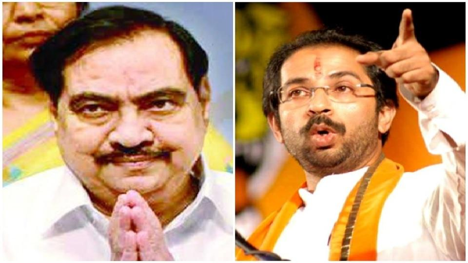 Eknath Khadse Tomorrow Will Meet Chief Minister Uddhav Thackeray