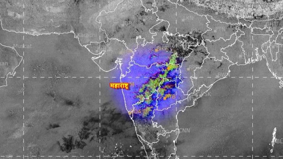 marathi news forecast of cloudy climate in state