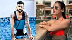 K L Rahul , Sonal Chauhan, rumors of affair