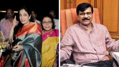 marathi news rashmi thackeray becomes samna's new editor, amruta fadnavis congratulated her but sanjay raut unhappy