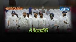 ALLOUT, 2020 Biggest Sports Stories ,India record lowest total in a Test innings