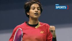 Nagpur, India shuttler, Mugdha Agrey