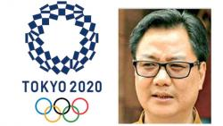 Olympic Camp continues says Kiren Rijiju