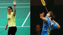 Srikanth and Saina to play their 1st match in french open