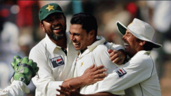 Pakistani cricketer Danish Kaneria chants Jai Shriram that video is going viral