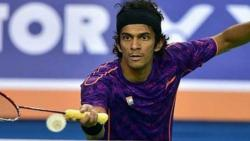 swiss open, badminton star,ajay jayaram
