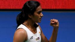 P V Sindhu enters in the quarterfinals of french open 2018