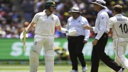Steve Smith Involved In Furious Argument With Umpire Nigel Llong