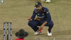 ind vs eng,  virat kolhi, third umpire gave not out to ben stokes