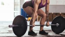 indian Woman weightlifter , doping Test