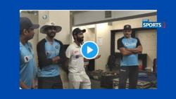 Ajinkya Rahane,Ravi Shastri,Rahane Dressing Room Video,Rishabh Pant,Bharat Arun,Cricket Video