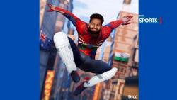 Spider Pant, ICC, Rishabh Pant Photo
