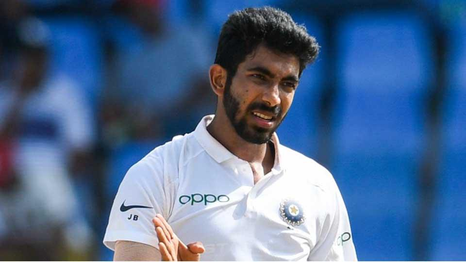 Jasprit Bumrah unlikely to play Test cricket in 2019
