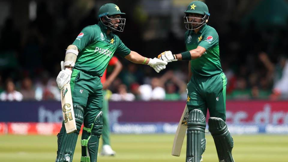 Pakistan scores 315 against Bangladesh in World Cup 2019