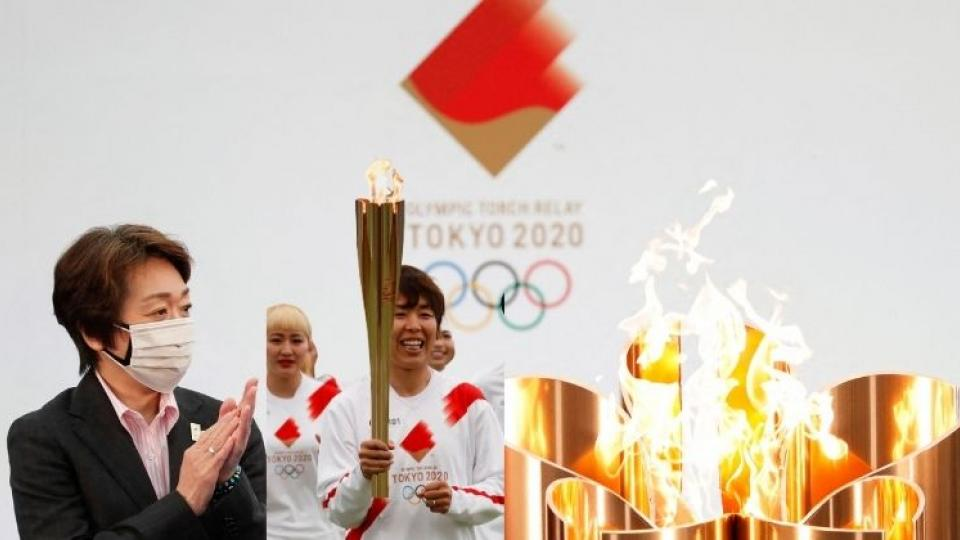 Tokyo 2020 Olympic, Torch Relay Grand Start, Tokyo Olympic news in Marathi