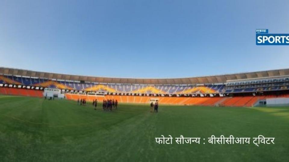 ind vs eng 3 rd test, pink ball test, ahmedabad test, pitch report ,Match Record, fans, Cricket News In Marathi