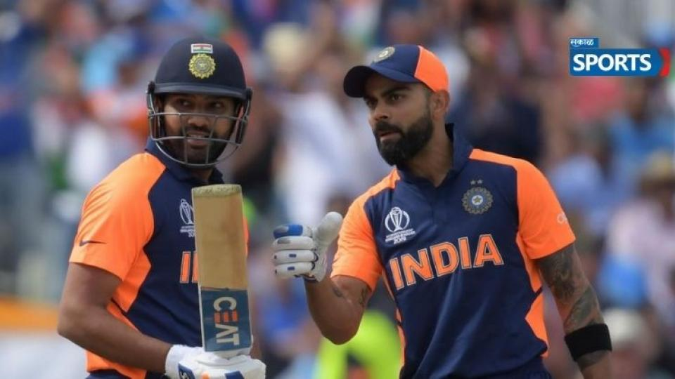India vs England 5th T20I, Virat Kohli,Rohit Sharma