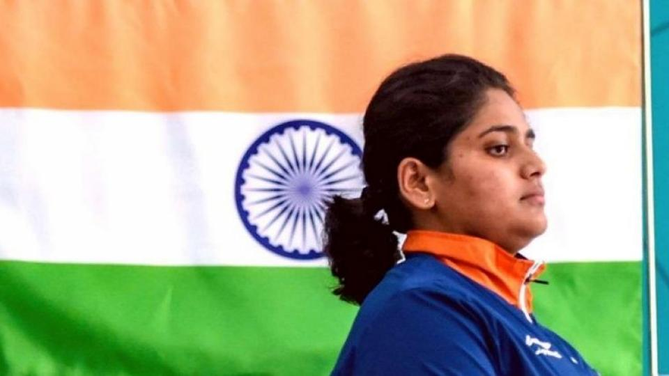 Shooting World Cup, Rahi Sarnobat, 25m pistol event