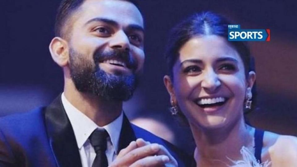 virat kohli, Aushka Sharma, daughter of Virat Kohli