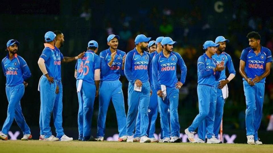 article on Indian Team by Shailesh Nagwekar