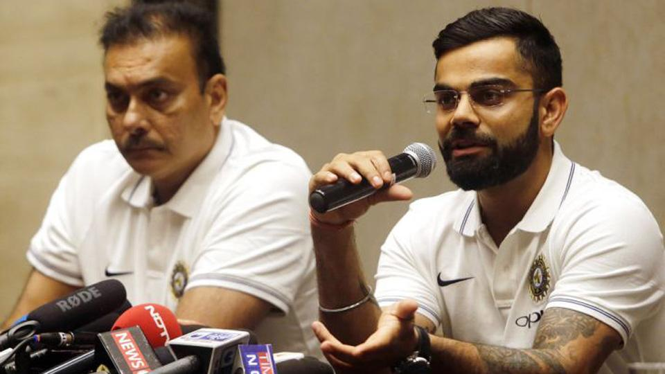 Virat Kohli refuses the rumors of rift in team India in a press conference
