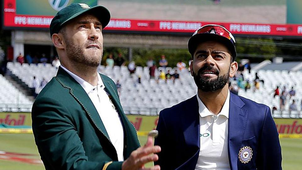 Second Test will be played tomorrow between India and South Africa in cloudy weather
