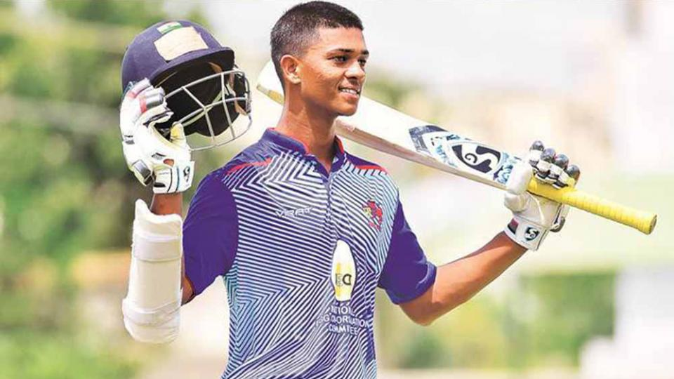 Yashasvi Jaiswal has been added by Rajasthan Royals in team for IPL 2020