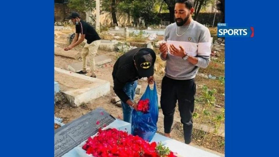 AUS vs Ind, Cricketer, Brisbane Test, Mohammed Siraj , India vs Australia, Siraj today paid tribute to his late father