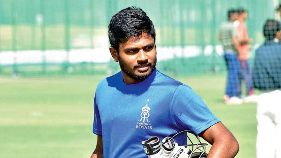 sanju samson to tie the knot with his college friends