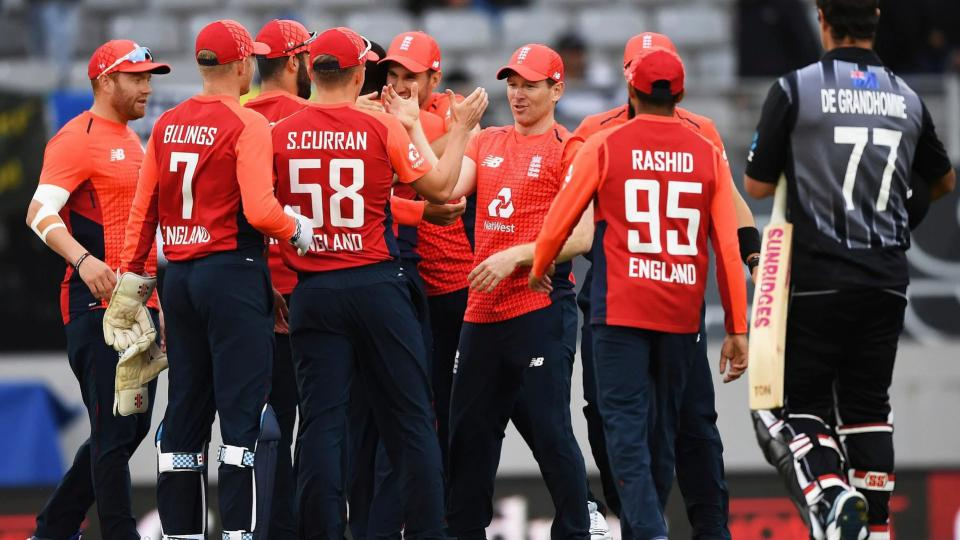 Another Super Over Between England And New Zealand in Auckland